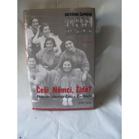 Češi,němci,židé?