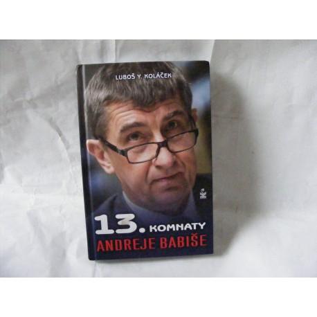 13.komnaty Andreje Babiše