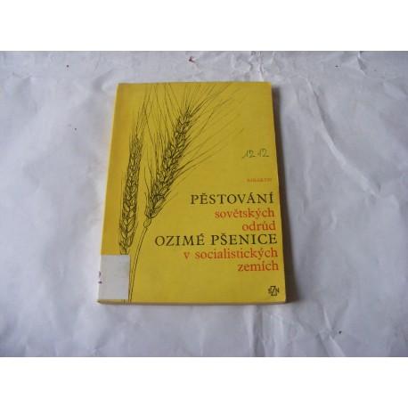 Pěstování sovětských odrůd ozimé pšenice v socialistických zemích