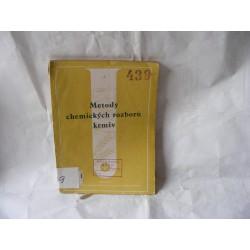 Metody chemických rozborů krmiv