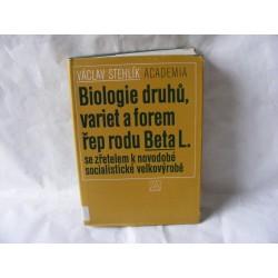 Biologie druhů,variet a forem řep rodu Beta L