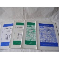 Učebnice učetnictví 1+2, sbírka příkladů 1+2