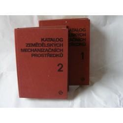 Katalog zemědělských mechanizačních prostředků 1+2