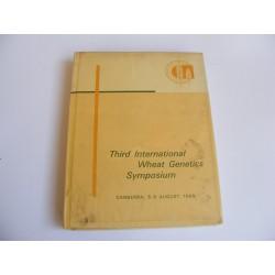 Third International wheat Genetics Symposium