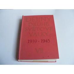 Dějiny druhé světové války 1939-1945  VII