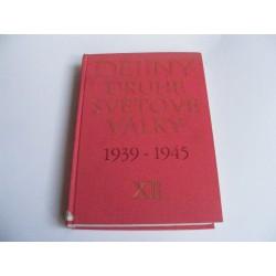 Dějiny druhé světové války 1939-1945  XII