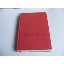 Dějiny druhé světové války 1939-1945  V