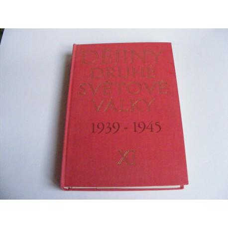 Dějiny druhé světové války 1939-1945  XI