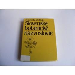 Slovenské botanické názvosloví