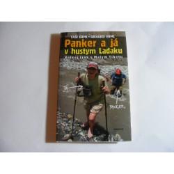 Panker a já v hustym Ladaku