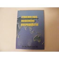 Terminologie moderního hospodářství
