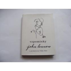 John Lennon - vzpomínky