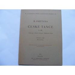České tance I. - II.