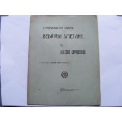 Z pozůstalých skladeb Bedřicha Smetany