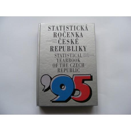 Statistická ročenka České republiky 1995