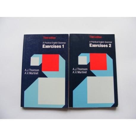 A Practical English Grammar   Exercies 1+2