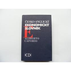 Česko-anglický ekonomický slovník