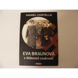Eva Braunová v Hitlerové soukromí