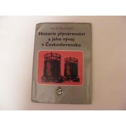 Historie plynárenství a jeho vývoj v Československu