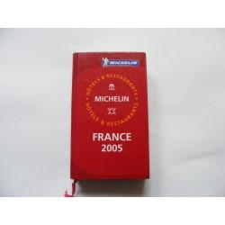 Michelin - France 2005 -hotels a restaurants