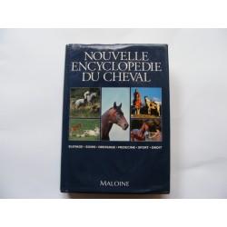 Nouvelle encyklopedie du cheval