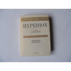 Hyperion aneb eremita v Řecku
