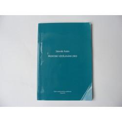 Profesní vzdělávání 2002