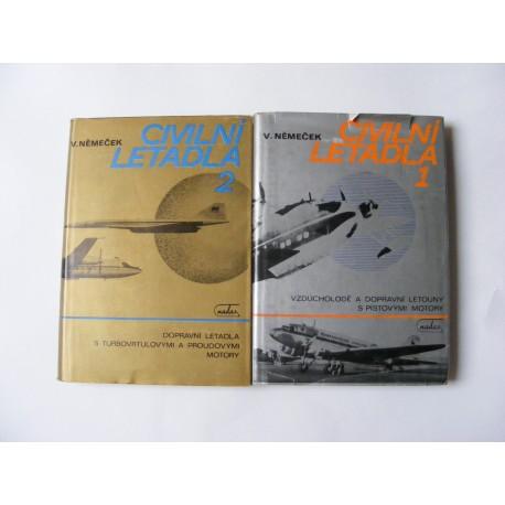 Civilní letadla 1+2