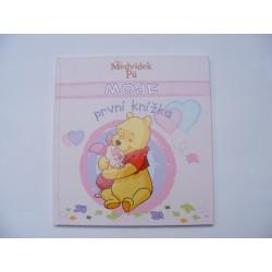 Medvídek Pů Moje první knížka