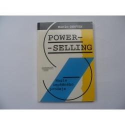Power - Selling - Magie úspěšného prodeje