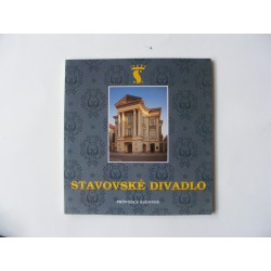 Stavovské divadlo - průvodce budovou