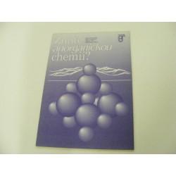 Znáte anorganickou chemii?