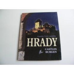 Hrady  Castles Burgen