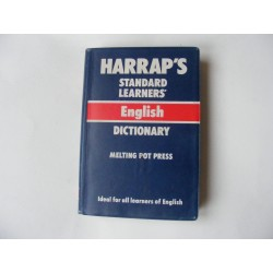 Harrap's standard learners english dictionary