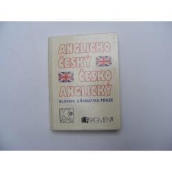 anglicko český česko anglický slovník