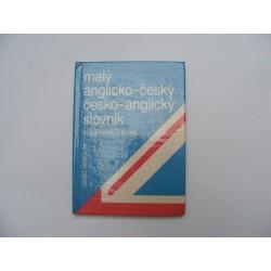 malý anglicko český česko anglický slovník