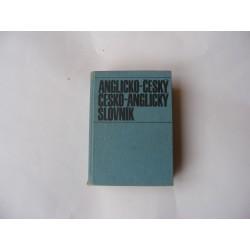 anglicko - český česko - anglický slovník