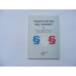 Francoužština pro právníky I