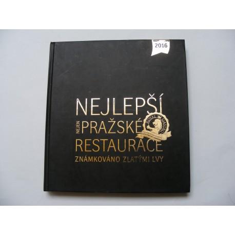 Nejlepší nejen pražské restaurace