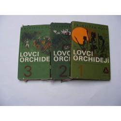 Lovci orchidejí 1+2+3