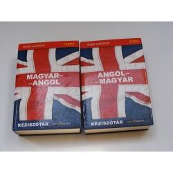 magyar - angol kéziszótár