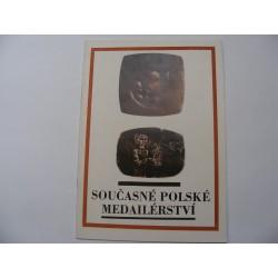 Současné polské medailérství