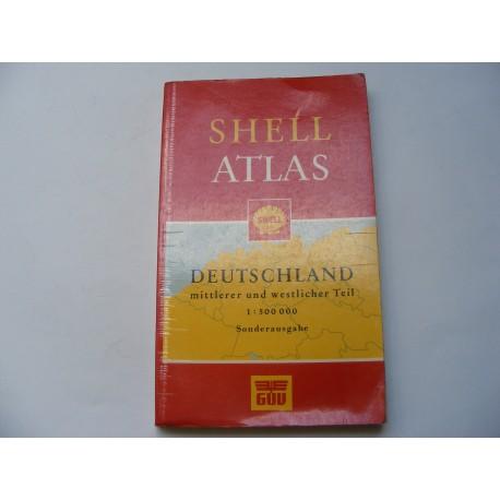 Shell Atlas Deutschland