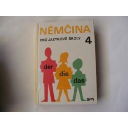 Němčina pro jazykové školy 4