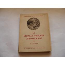 la médaille française contemporaine