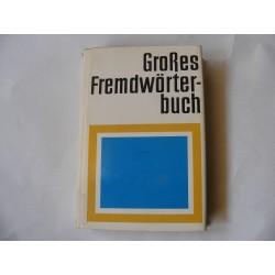großes fremdwörterbuch