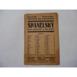 Španělsky pro samouky a na cesty