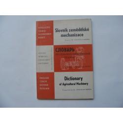 Slovník zemědělské mechanizace