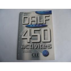 Dalf 450 activités