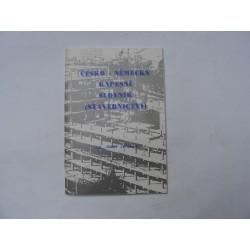 česko - německý kapesní slovník stavebnictví